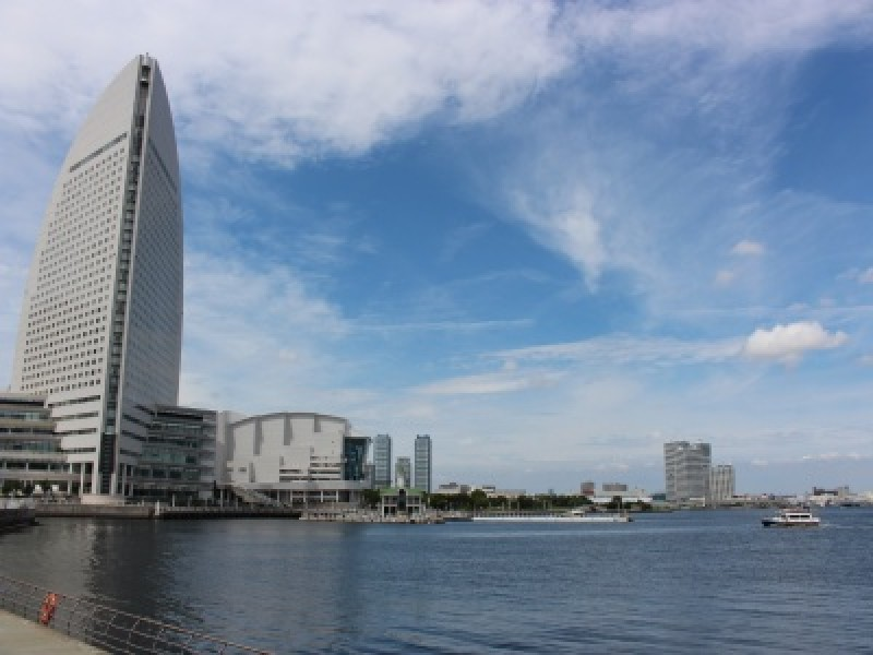 Head to Shinko Pier, Another Main Venue of the Yokohama Triennale.