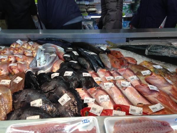 つきじ日本漁港市場