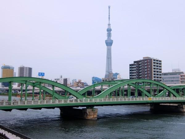 隅田川テラス